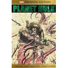 Marvel premium edition: planet hulk (Inbunden)