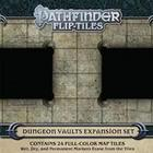 Pathfinder Flip-Tiles: Dungeon Vaults Expansion (Övrigt format, 2019)