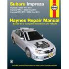 Subaru Impreza Petrol (Häftad, 2016)