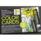 Chameleon Art Products Inc Chameleon Color Cards 10x15 - Flowers