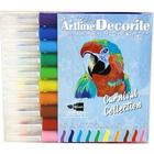 Artline Decorite Pensel Carnival 10-pack