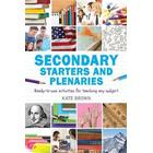 Secondary Starters and Plenaries (Häftad, 2013)