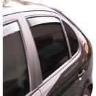Vindavvisare för bakdörrarna - Nissan Note