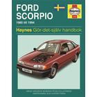 Reparationshandbok Ford Scorpio 1985-1994