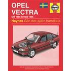 Haynes Reparationshandbok Opel Vectra 1988-1995