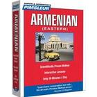 Pimsleur Armenian (Eastern) Level 1 CD: Learn to Speak and Understand Eastern Armenian with Pimsleur Language Programs