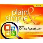 Microsoft Office Access 2007 Plain & Simple (Häftad, 2007)