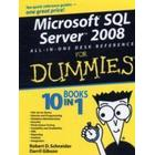 Microsoft SQL Server 2008 All-In-One Desk Reference for Dummies (Häftad, 2008)