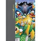 Don Rosas samlade verk: tecknade serier och illustrationer. Bd 7, 1998-1999 (Inbunden, 2013)