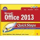 Microsoft Office 2013 QuickSteps (Häftad, 2013)