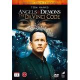 Angels Filmer Änglar & demoner + Da Vinci-koden (DVD 2014)