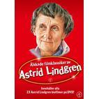 Astrid Lindgren: Boxen med alla filmer (23DVD) (DVD 2015)