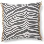 Classic Collection Zebra Kompletta dekorationskuddar Titanium (50x50cm)