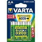 Varta Accu AA 2100mAh 4-pack
