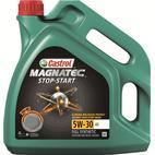 Castrol Magnatec Stop/Start 5W-30 A5 4L Motorolja