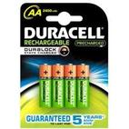 Duracell AA Rechargeable 2500mAh Compatible 2-pack