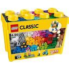Lego Stor Fantasiklosslåda 10698