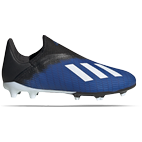 Adidas X 19.3 Firm Ground Boots - Team Royal Blue/Cloud White/Core Black