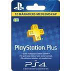Sony PlayStation Plus - 365 days - SE