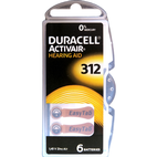 Duracell 312 10-pack
