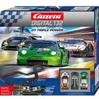 Scalextric Digital 132 GT Triple Power