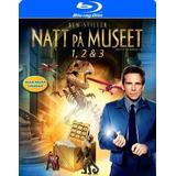 Muséet Filmer Natt på museet 1-3 Box (Blu-Ray 2015)
