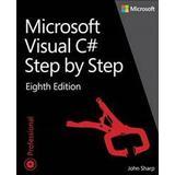 Microsoft visual c# step by step Böcker Microsoft Visual C# Step by Step (Häftad, 2015)