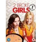 22 tum tv dvd Filmer Two Broke Girls - Series 1 - Complete (DVD)