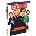 Chuck - Säsong 4 (5-disc)