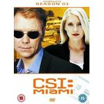 Csi miami blu ray Filmer Csi Miami The Complete Season 1 (DVD)