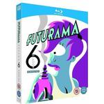 Futurama Filmer Futurama - Season 6 (Blu-Ray)