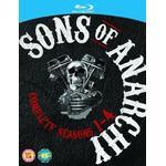 Sons Of Anarchy - Season 1-4 (Blu-ray (Blu-Ray)