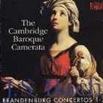 Bach - Cambridge Baroque Camerata