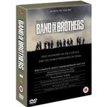 Band of brothers blu ray Filmer Band of Brothers (6 Disc PLÅTBOX)