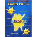 Karaoke - Barn Hits vol 1 (20 ltar)