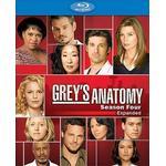 Grey's Anatomy Säsong 4 (Blu-Ray)