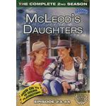 Mcleod's Daughters - Säsong 2 (6-disc)