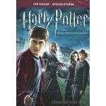 Harry Potter Och Halvblodsprinsen (DVD)