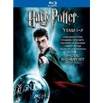Harry potter filmer box Harry Potter Box 1-5 (Blu-Ray)