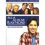 Dvd alla älskar raymond Filmer Alla ÄLskar Raymond Säsong 9 (DVD)