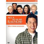 Dvd alla älskar raymond Filmer Alla ÄLskar Raymond Säsong 4 (DVD)
