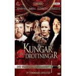Brottningsringens kungar Filmer Kungar Och Drottningar (DVD)