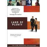 Land of plenty Filmer Land of plenty (Nyrelease)
