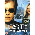 CSI: Miami - Season 5.1 (3-disc)