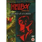 Hellboy animated Filmer Hellboy animated: Sword of storms (DVD)