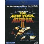 New York Ripper Filmer New York ripper (Blu-ray)