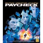 Paycheck Filmer Paycheck (Blu-ray)