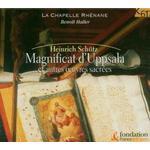 Schütz - Magnificat D Uppsala