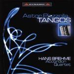 CD-skivor Piazzolla Astor - Tangos