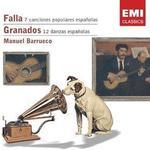 Falla - Gitarrmusik Spansk Populär